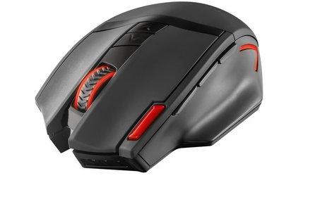Jaka mysz bezprzewodowa laserowa?